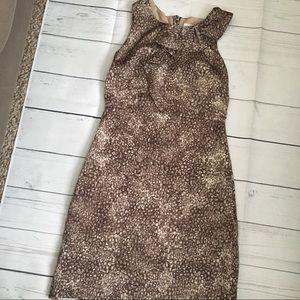 Sleeveless dress by Loft